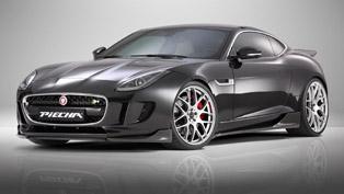 PIECHA Design Recreates Jaguar F-Type R Coupe