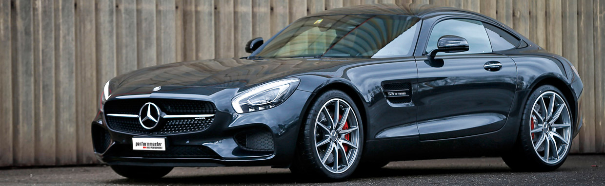 Performmaster Mercedes-Benz AMG GT S Side View