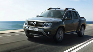 Renault Duster Oroch Pick-Up Revealed! To Debut with Sandero R.S. 2.0