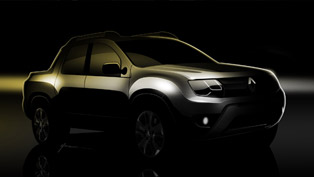Renault Duster Pickup to be Revealed June 18