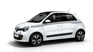 Renault Team Announced the Really Special Twingo Limited!