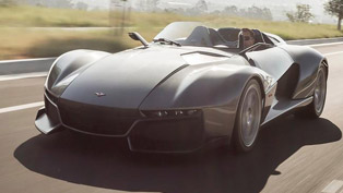 Rezvani Motors Beast Unleashed [VIDEO]