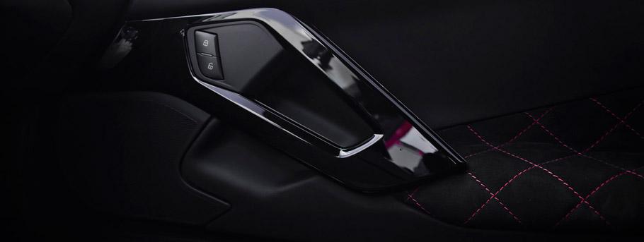 SR Auto Lamborghini Aventador LP720 Interior