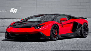 SR Auto Releases Two-Tone Pack for Lamborghini Aventador LP720