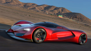 SRT Tomahawk Vision Gran Turismo Revealed! Accessible for PS3 this Summer [VIDEO]