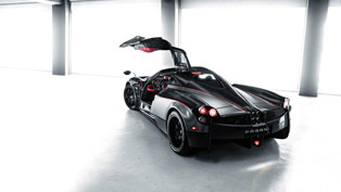 ss customs releases one-off pagani huayra