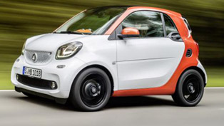 smart fortwo and forfour with extended twinamic range