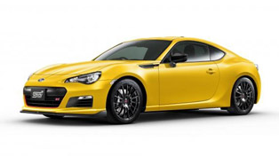 STI Unleashes the Limited-Edition Subaru BRZ tS