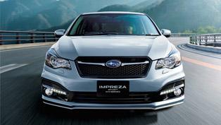 2015 subaru impreza sport hybrid introduced in japan