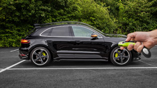 Porsche Macan and Cayenne Receive TECHART Air Suspension Module