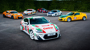 One-Off Toyota GT86 Collection Pays Homage to its Heritage