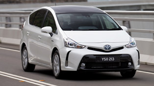 2015 Toyota Prius V Hybrid: With Great Comfort Comes and Great Performance