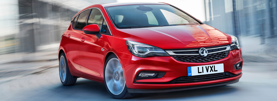 2015 Vauxhall Astra Comes More Flexible