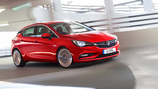 vauxhall astra is here! first official pictures and data released