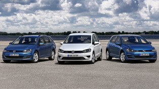 Golf Models with BlueMotion Powerplant Units Will be Available in UK