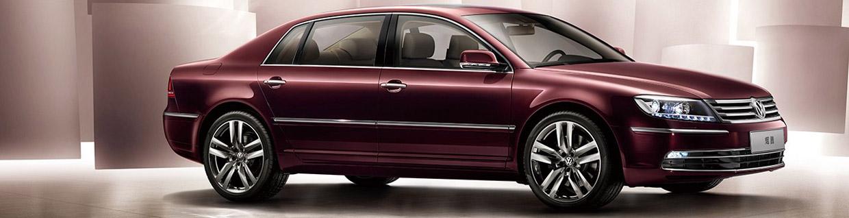 Volkswagen Phaeton Facelift side
