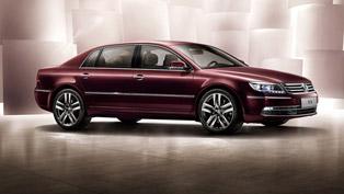 Volkswagen Phaeton Facelift Revealed!