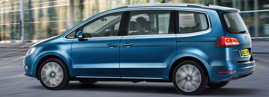 2016 Volkswagen Sharan Is Available For Order
