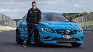 Polestar Releases Volvo S60 and V60 Polestar Scott McLaughlin Editions