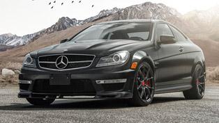Vorsteiner Releases Custom Mercedes C63 AMG
