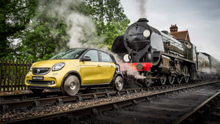 Smart ForRail or the Different Kind of Driving Experience