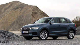 2016 Audi Q3 Compact Crossover on Sale in the United States