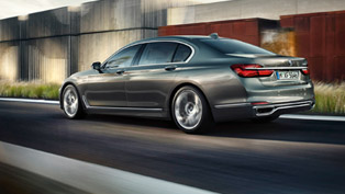 2016 BMW 7 Series Officially Revealed! [Details&Videos]