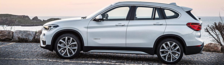 2016 BMW X1 Side