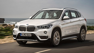 BMW Unveils 2016 X1 Sports Activity Vehicle [Full Details & Video]