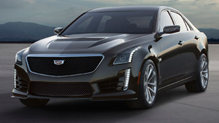 Next-Gen 2016 Cadillac CTS-V Will be Launched This Fall