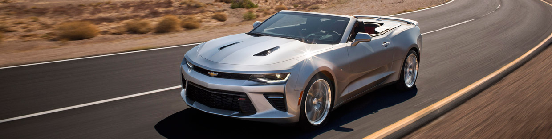 2016 Chevrolet Camaro Convertible Front View