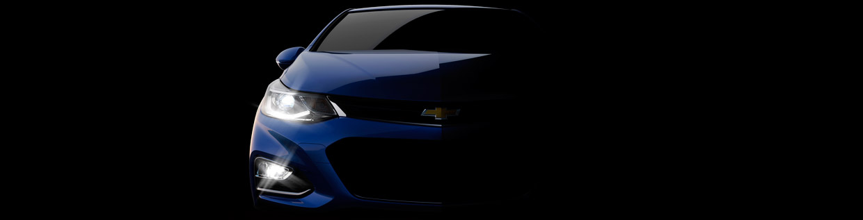 2016 Chevrolet Cruze Teaser
