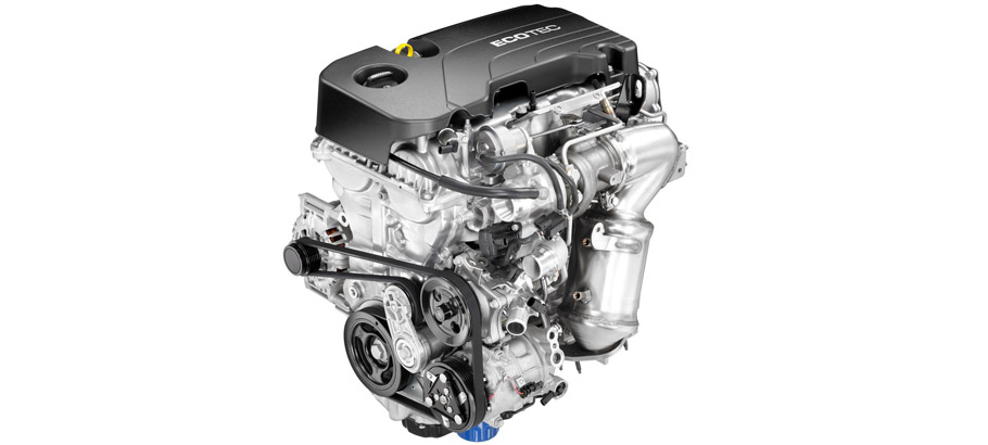 2016 Chevrolet Cruze Engine