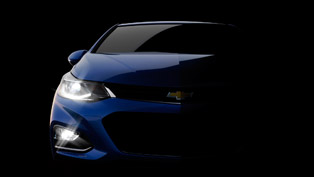 2016 Chevrolet Cruze to be Revealed on June 24