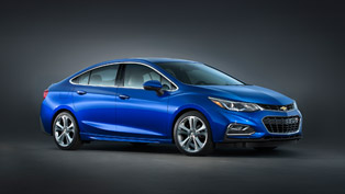 2016 chevrolet cruze revealed in details!