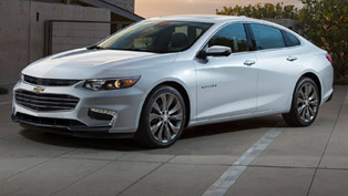 2016 Chevrolet Malibu: With Great Weight Comes Great Performance