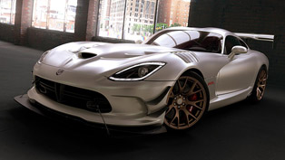 2016 Dodge Viper Can be Ordered in 50 Million Different Variants!