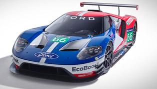 2016 Ford GT Supercar Revealed! To compete in LM GTE Pro Class [VIDEO]