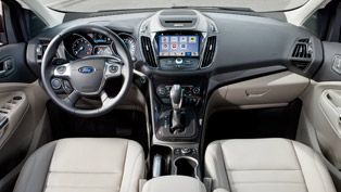 Ford Announces SYNC 3 System For Upcoming Fiesta and Escape Models