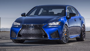 2016 Lexus GS F Will Make Debut At 2015 Goodwood Festival of Speed