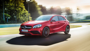 Mercedes-Benz A-Class Facelift Sets Hope and Expectations High