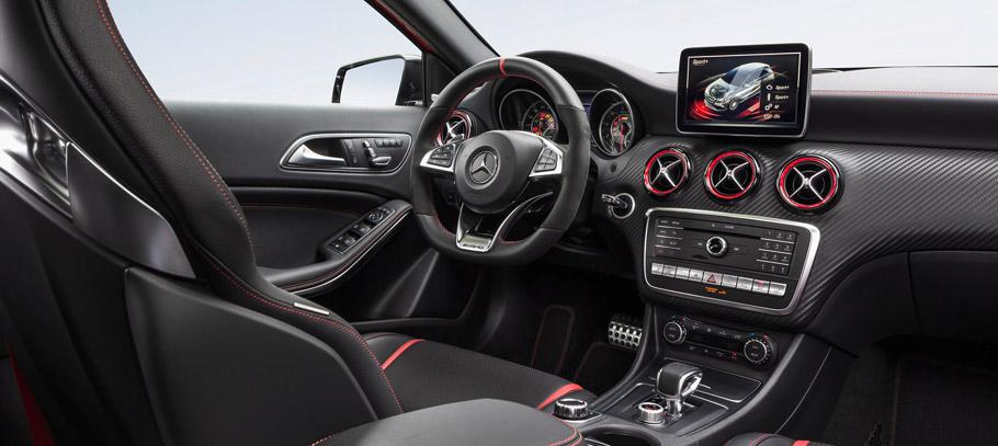 Mercedes-Benz A-Class Facelift Interior
