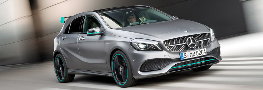 Mercedes-Benz A-Class Facelift Motorsport Edition