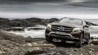 2016 Mercedes-Benz GLC in Details and Abundant Photoshoot [VIDEO]