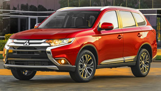 2016 Mitsubishi Outlander Has Finally Revealed More Details