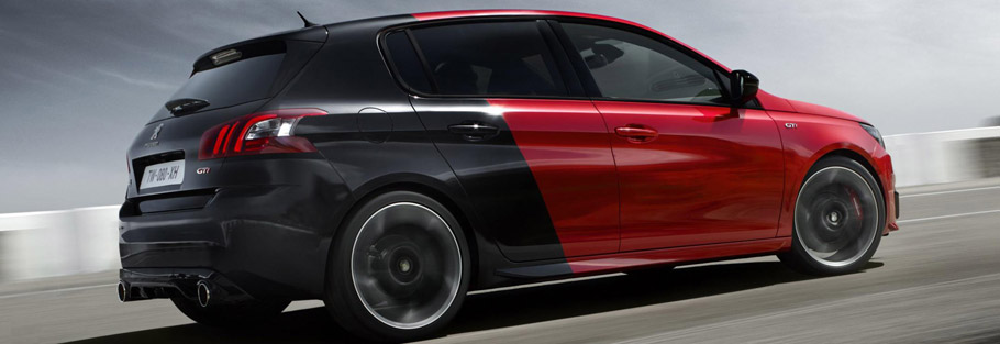 2016 Peugeot 308 GTi Exterior