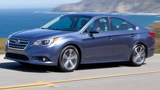 Subaru Announces Details for 2016 Legacy and Outback Models