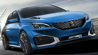 2015 Moving Motor Show Will Witness the Debut of Two New Peugeot Models
