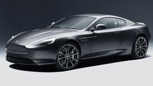 Aston Martin DB9 GT Unveiled. Debut to Take Place at 2015 GFS