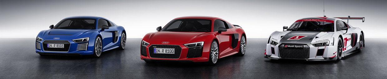 Audi R8 Family